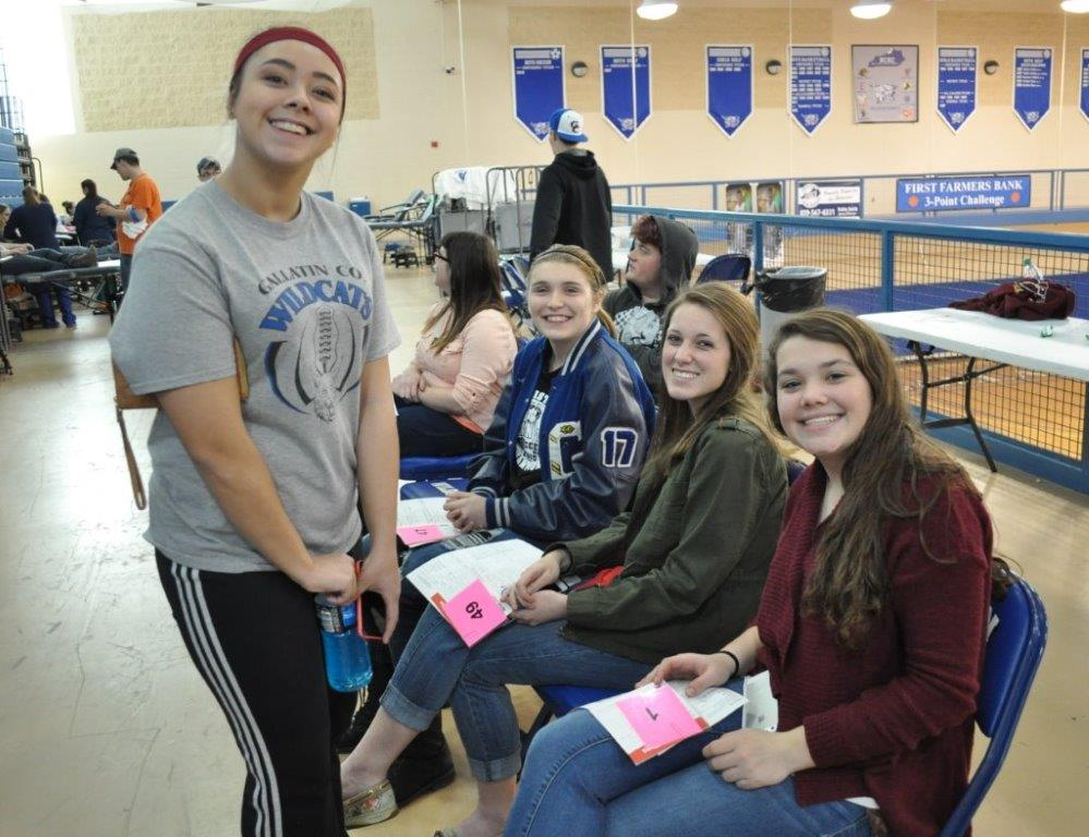 Spring Blood Drive 2016